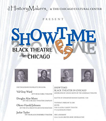2003 Showtime: Black Theatre in Chicago