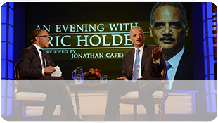 An Evening With Eric Holder