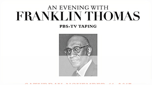 An Evening With Franklin Thomas