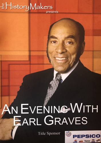 An Evening With Earl Graves