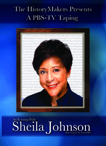 An Evening With Sheila Johnson