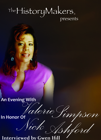 An Evening with Valerie Simpson In Honor of Nick Ashford