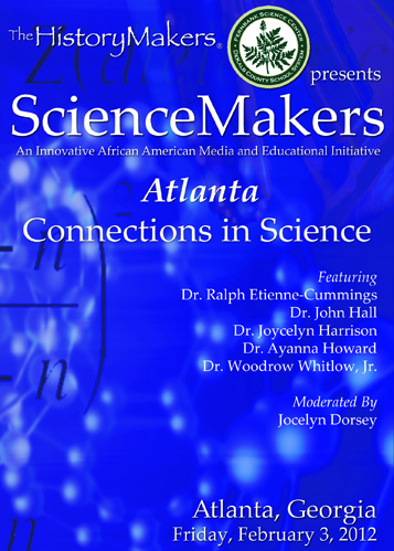 ScienceMakers: Atlanta: Connections in Science