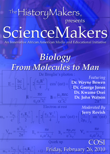 ScienceMakers: Biology: From Molecules to Man