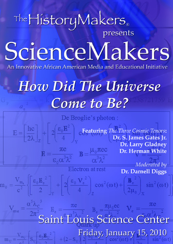 ScienceMakers: The Three Cosmic Tenors: How The Universe Came To Be