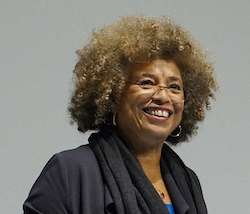 Angela Davis: Celebrity Presenter