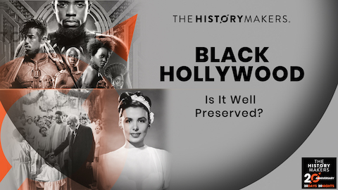 Black Hollywood Graphic