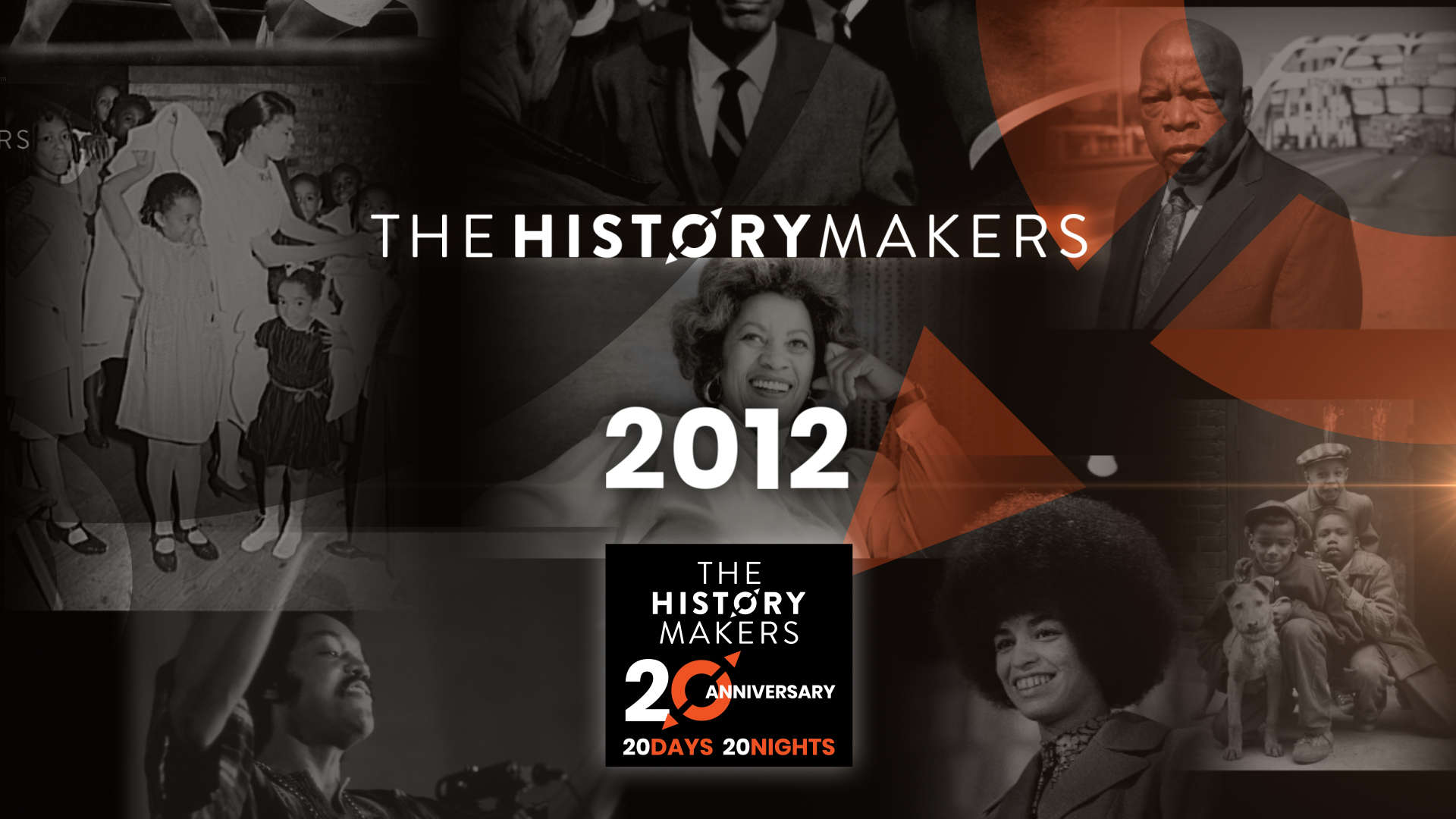 The HistoryMakers 2012 graphic