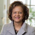 Deborah C. Wright Former Chairman & CEO, Carver Bancorp, Inc.